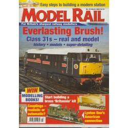 Model Rail 2003 March