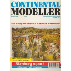 Continental Modeller 1998 April