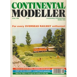 Continental Modeller 1998 June