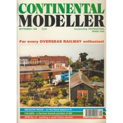 Continental Modeller 1998 September