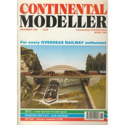 Continental Modeller 1998 November