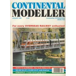 Continental Modeller 1999 January