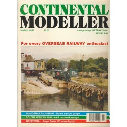 Continental Modeller 1999 March