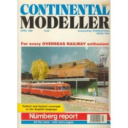 Continental Modeller 1999 April