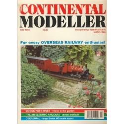 Continental Modeller 1998 May