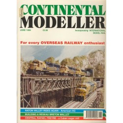 Continental Modeller 1999 June