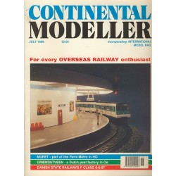 Continental Modeller 1999 July