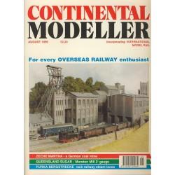 Continental Modeller 1999 August