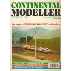 Continental Modeller 1999 September