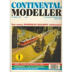 Continental Modeller 1999 October