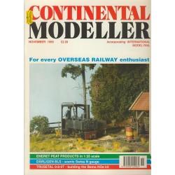 Continental Modeller 1999 November
