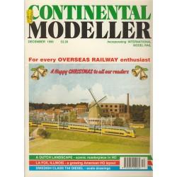 Continental Modeller 1999 December