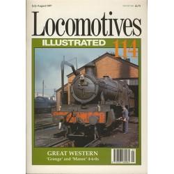 Locomotives Illustrated No.114