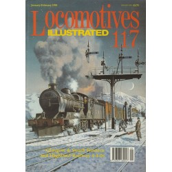 Locomotives Illustrated No.117