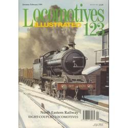 Locomotives Illustrated No.123