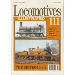 Locomotives Illustrated No.111