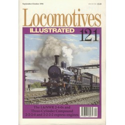 Locomotives Illustrated No.121