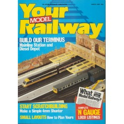 Your Model Railway 1985 March