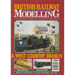 British Railway Modelling 1995 October