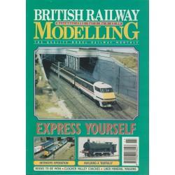 British Railway Modelling 1995 November