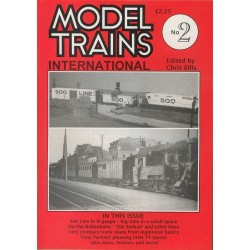 Model Trains International 1996 Jan/Feb