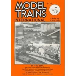 Model Trains International 1996 Jul/Aug