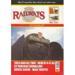 British Railways Illustrated 2012 May
