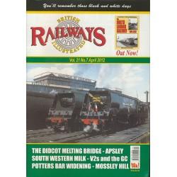British Railways Illustrated 2012 April