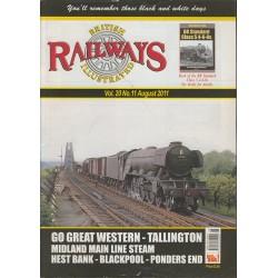British Railways Illustrated 2011 August