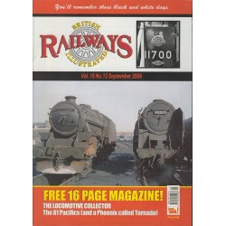 British Railways Illustrated 2009 September