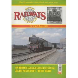 British Railways Illustrated 2009 August