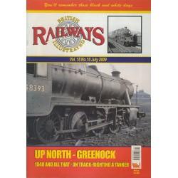 British Railways Illustrated 2009 July