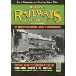 British Railways Illustrated 2002 March