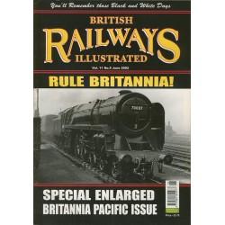 British Railways Illustrated 2002 June