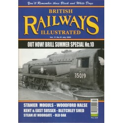 British Railways Illustrated 2002 July