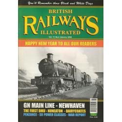 British Railways Illustrated 2002 January