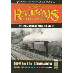 British Railways Illustrated 2002 February