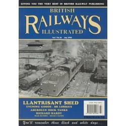 British Railways Illustrated 1998 July