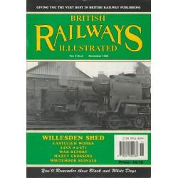 British Railways Illustrated 1998 November