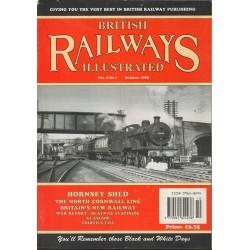 British Railways Illustrated 1998 October