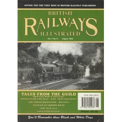 British Railways Illustrated 1998 August