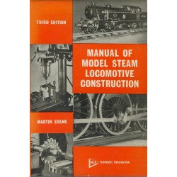 Manual of Model Steam Locomotive Construction