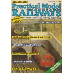 Practical Model Railways 1984 January