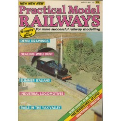 Practical Model Railways 1984 March