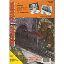 Scale Model Trains 1994 April
