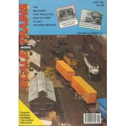 Scale Model Trains 1994 June