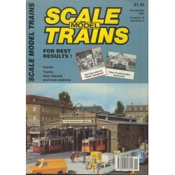 Scale Model Trains 1994 November