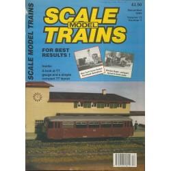 Scale Model Trains 1994 December
