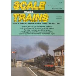 Scale Model Trains 1989 November