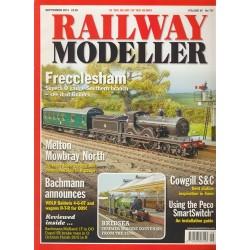 Railway Modeller 2014 September